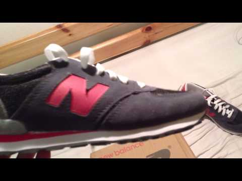 567da785ee5 How to spot fake New Balance 574 shoes Replica! - YouTube