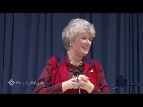 Priscilla & Aquila Centre Refresh Conference: 'Stress & Ministry' Talk 2 – Dr Helen Rienits