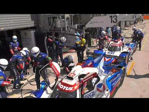 #Motul24hLIVE - 24h du Mans 2017 : Free Practice & Qualifiers Part 1