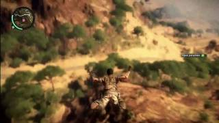 Just Cause 2: Demo Gameplay (Xbox 360)