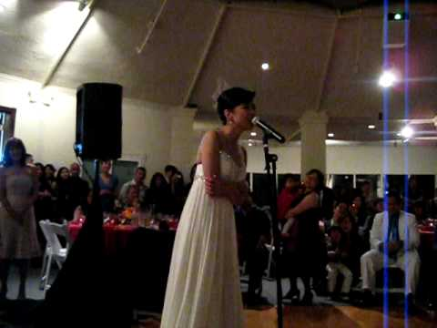 Ingrid Michaelson - The Way I am (Wedding Opera Version) - YouTube