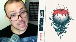 """Logic - """"Homicide"""" ft. Eminem TRACK REVIEW"""