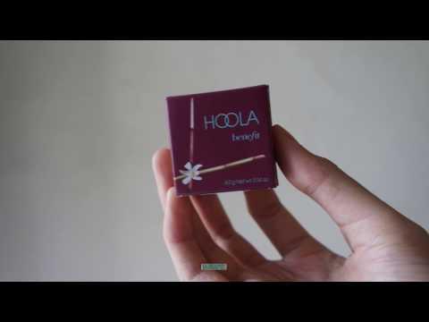 Benefit Cosmetics Hoola Matte Bronzer Travel Size 4 Gram Review Indonesia