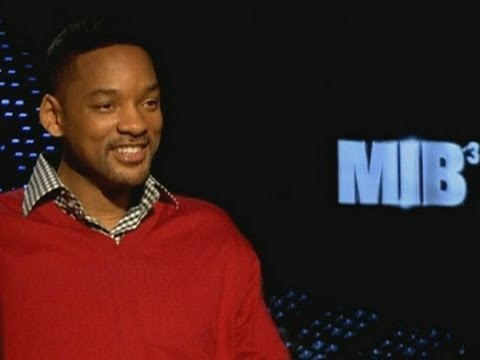 Will Smith talks aliens and Agent K ahead of Men In Black 3