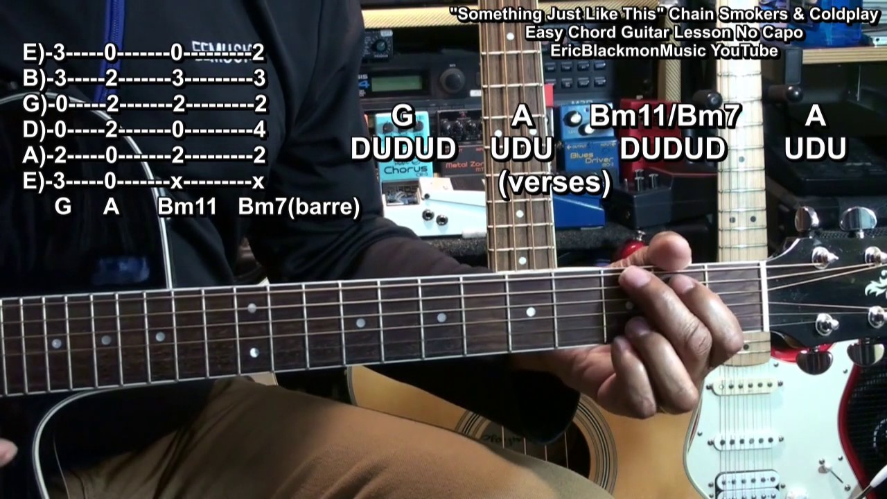 How To Play Something Just Like This The Chain Smokers Coldplay