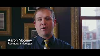 Aaron Mooney - Restaurant Manager
