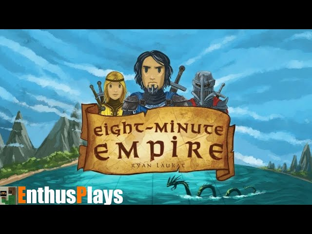 Eight-Minute Empire (Switch) - EnthusPlays | GameEnthus