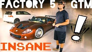 Video INSANE Factory 5 GTM Collection (My New Favorite Car) | VLOG download MP3, 3GP, MP4, WEBM, AVI, FLV Oktober 2018
