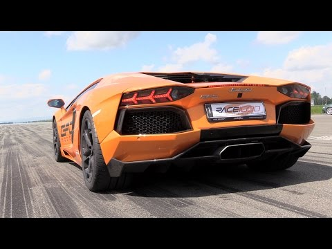 1500HP Lamborghini Aventador Bi Turbo GAD MOTORS  - Start, Revs & Accelerations!