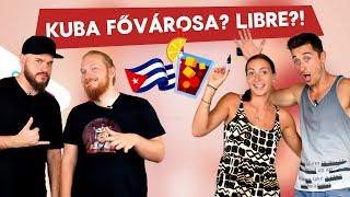 YouTuberek felelnek: Fővárosok - Sirius & Kovács Zsolti VS. Dani & Rami | Játsszuk le!
