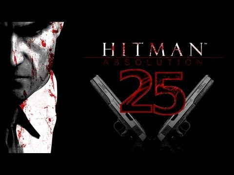 Hitman Absolution part 25 Purysta / Mission 25 / Let's play 18 / Gamplay 25 XBOX 360 / PS 3 HD PL