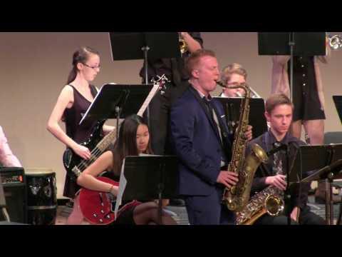 20170317, UHigh Jazz Band wAdam Larson