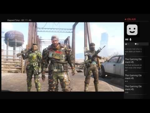 Call of duty black ops 3 with friend switch off part 3