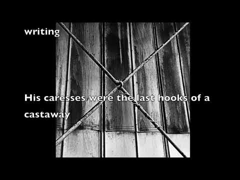 """""""Lovesong"""" by Ted Hughes C.1956 read by Sinew Minew from YouTube · Duration:  3 minutes 5 seconds"""