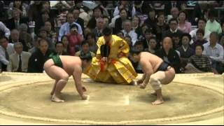 Sumo -Haru Basho 2015  Day 6 ,March 13th -大相撲春場所 2015年 6日