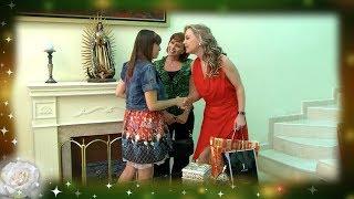 La Rosa de Guadalupe: Sophie víctima de su tía Blanche   La tía Blanche