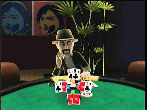 Full House Texas Holdem
