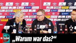 Favre weiß nicht, wogegen Fans protestieren | Nürnberg - Dortmund | News