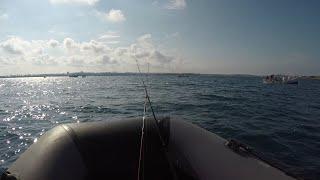 РЫБАЛКА НА ЧЁРНОМ МОРЕ 2020 FISHING ON THE BLACK SEA 2020
