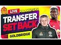 Solskjaer TRANSFER Set Back! GLAZER's MasterPlan? Man Utd Transfer News