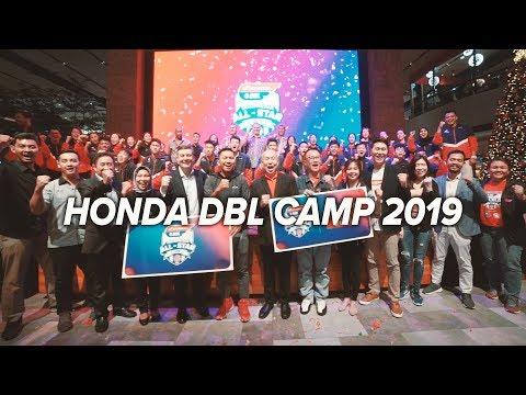 Honda DBL Camp 2019 - Highlight