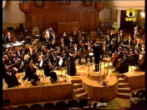 Julia Igonina Prokofiev Violin concerto No.1 in D major (2)
