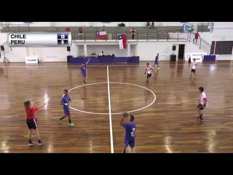 PARAGUAY - ARGENTINA -  FEMENINO - Sudamericano HandBall Sub 14