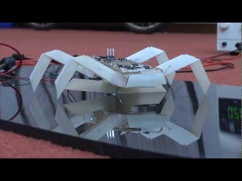 Бумажные роботы - это круто!