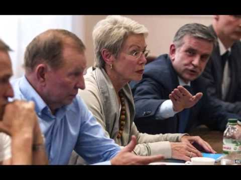 Ukraine agrees 'Permanent Truce' with Rebels In East | BREAKING NEWS - 03 SEPT 2014
