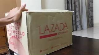 Unboxing Macbook Air (2017) from Lazada (Malay)