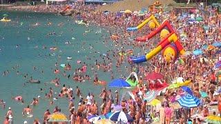 Джугба Отдых на черном море Август 2015