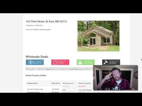 How to Analyze a Real Estate Wholesale Deal