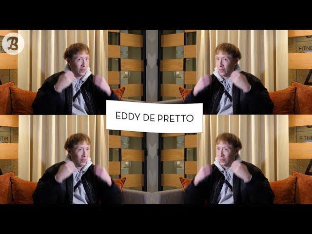 L'interview nouvelle vague d'Eddy de Pretto