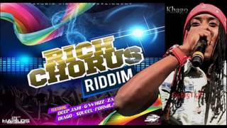 Khago - No Other Man - Rich Chorus Riddim - May 2014 @THEREALKHAGO @StudioVybz