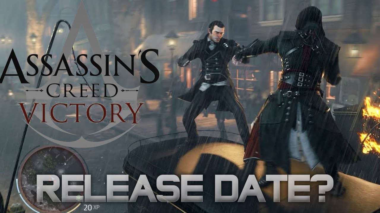 Assassin's Creed Victory Release Date - YouTube