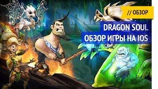 Обзор игры на iOS / DragonSoul RPG