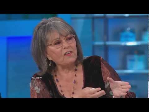 Presidential Candidate Roseanne Barr Debates the Legalization of Pot on The Doctors