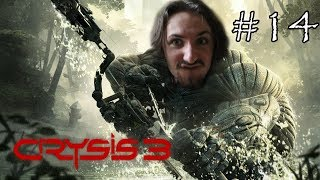 GET OUT OF MY SWAMP! | Crysis 3 Let