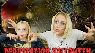♡• ATTENTION CA CHAUFFE ! | DÉGUSTATION HALLOWEEN MY LITTLE AMERICA •♡