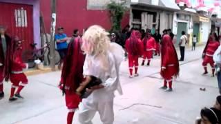 Danza de los diablo de Quechultenango