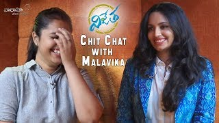 Chit Chat With Malavika Nair | #Vijetha Movie | Releasing On July 12th | Kalyaan Dhev