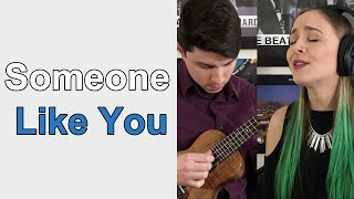 Someone Like You - Adele: Ukulele Lesson [Vocal]