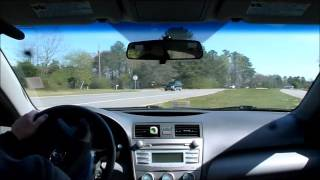 2008 Toyota Camry Test Drive