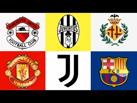The History And Evolution Of The Most Famous Football Clubs Logo