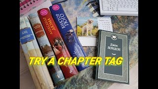 TRY A CHAPTER TAG: читаем вместе!