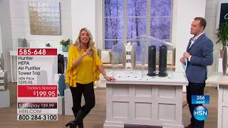 HSN | Home Environment Solutions featuring Hunter 01.09.2018 - 12 AM