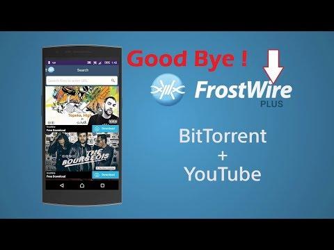 Frostwire says Goodbye !