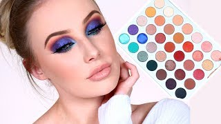 JACLYN HILL x MORPHE Palette Review + Tutorial | Lauren Curtis