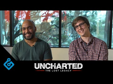 Naughty Dog's New Vision For Uncharted: The Lost Legacy
