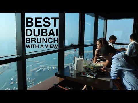 The BEST Dubai Brunch and Burj Al Arab | Dubai, UAE